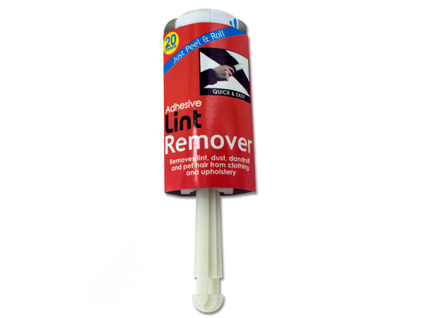 Sea Of Diamonds Wholesale Set of 96, Adhesive Lint Brush With Sheets (Household Supplies, Lint Removers), $1.45/set delivered at Sears.com