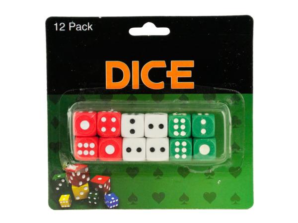 Casino Style Dice