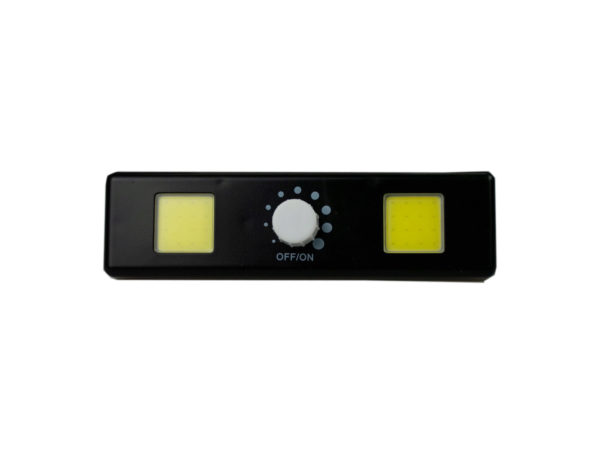 Night Light Bar with Batteries in Countertop Display