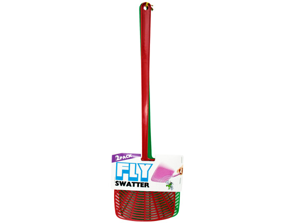 Vented Fly Swatter Set