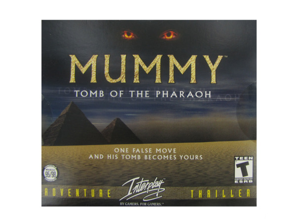 Mummy: Tomb of the Pharaoh PC Game