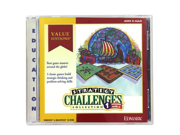 Learning Company Strategy Challenges PC game