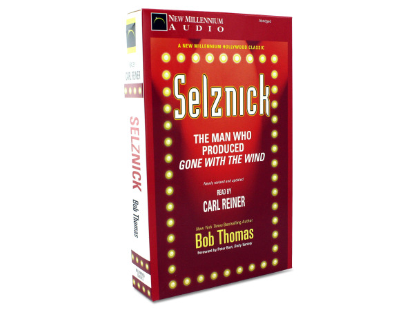 selznick audio book