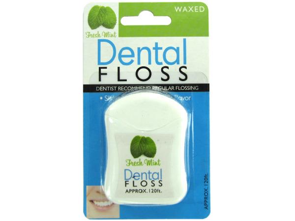 Fresh Mint Dental Floss
