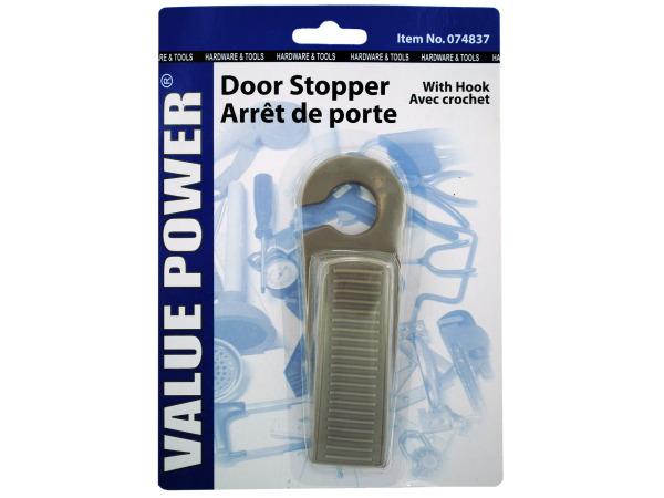 Door Stopper with Hook