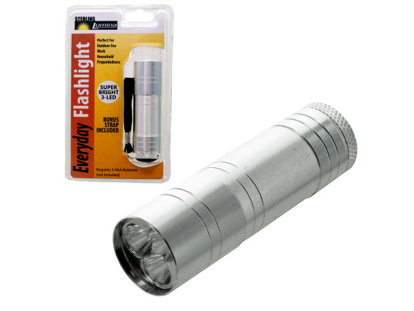 Everyday LED Flashlight