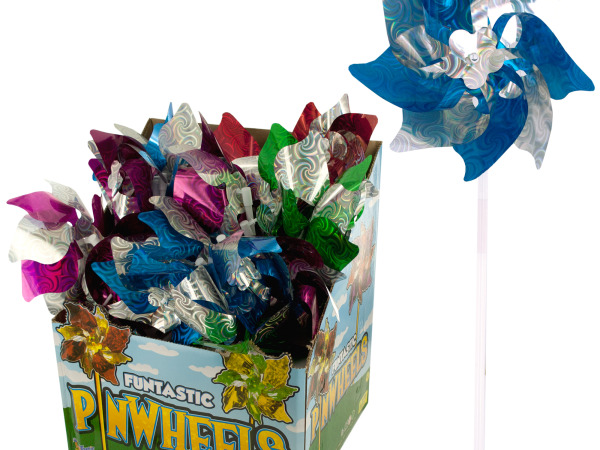Funtastic Pinwheels Countertop Display