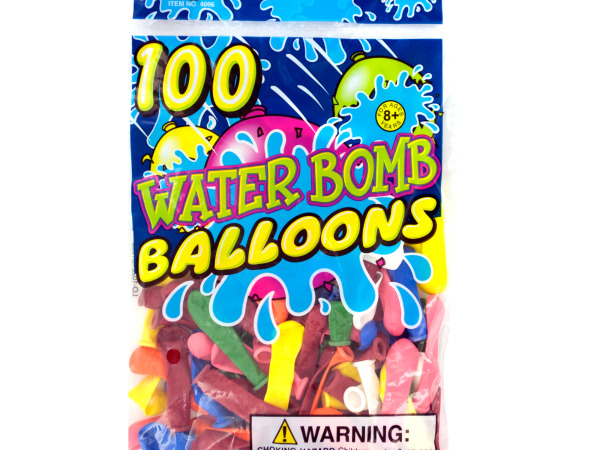 Water Bomb Balloons Set