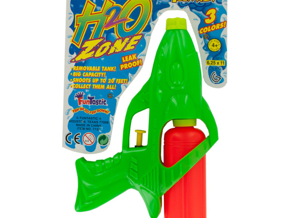 H2O Zone Space Tanker Water Gun