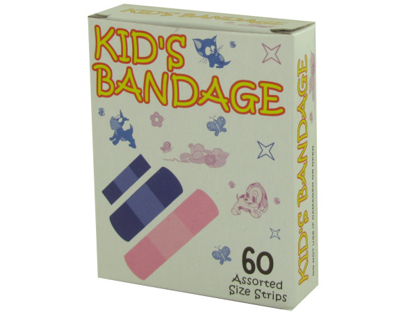 Kid's bandages