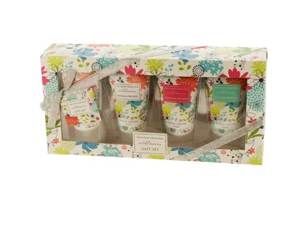 Wildflowers Hand Cream Gift Set