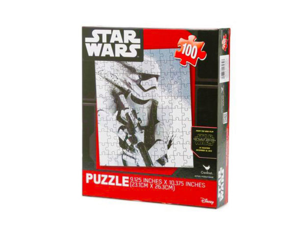 Star Wars 100 Pc Storm Trooper Puzzle
