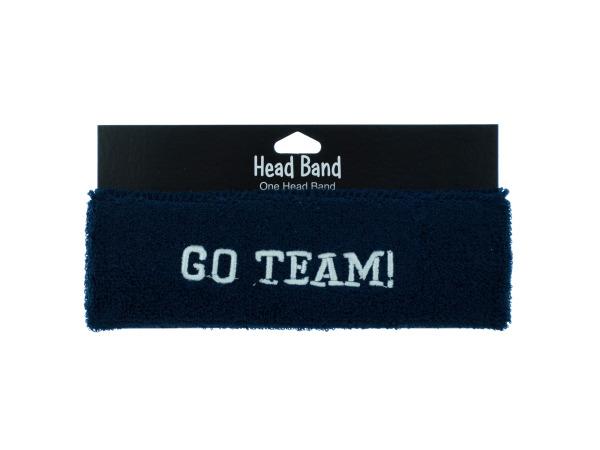 1pc blue headbands 031158
