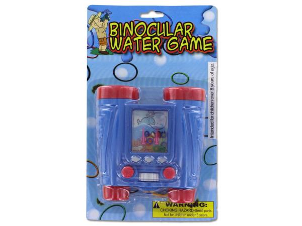 Binocular water game