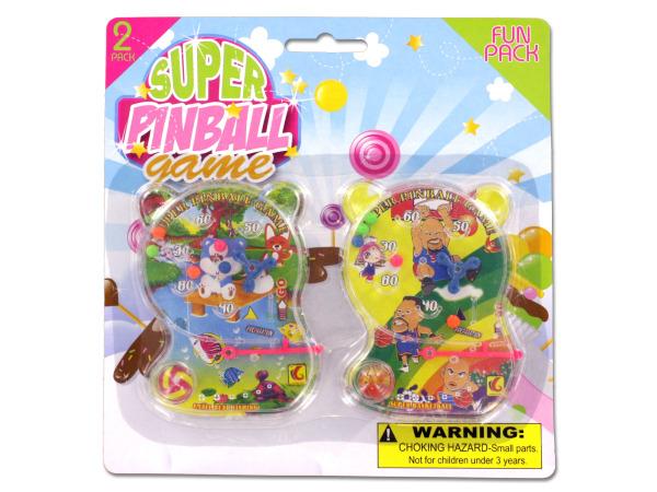 Super pinball games