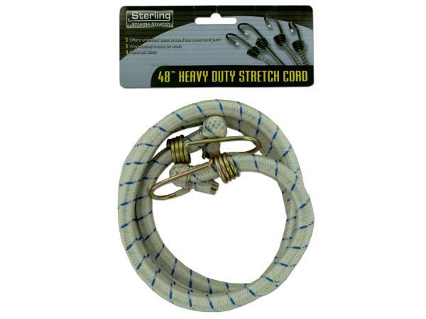 """48"""" Heavy duty stretch cord"""