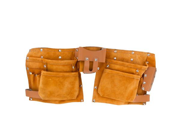 Wholesale Set of 2, Leather Tool Belt (Tools, Tool Storage & Organization)