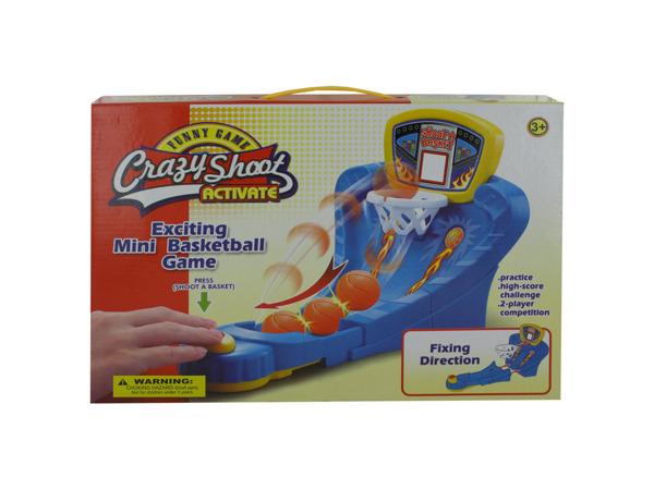 Mini Tabletop Basketball Shooter Game