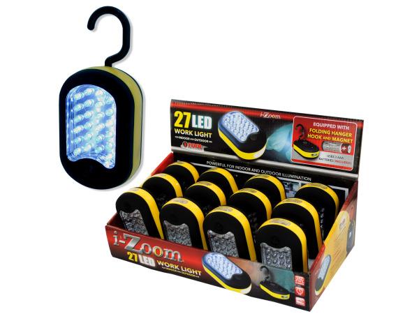 27 LED Worklight Countertop Display