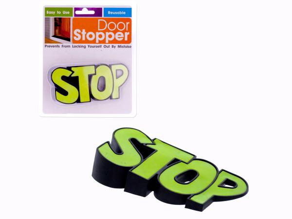 Word Graphic Door Stopper