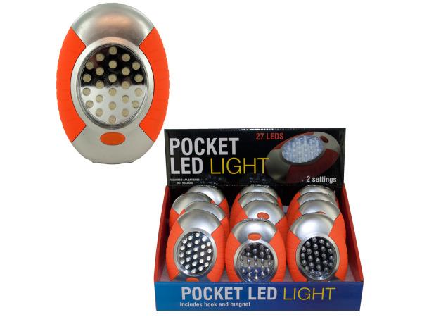 27 LED Hanging Light Countertop Display