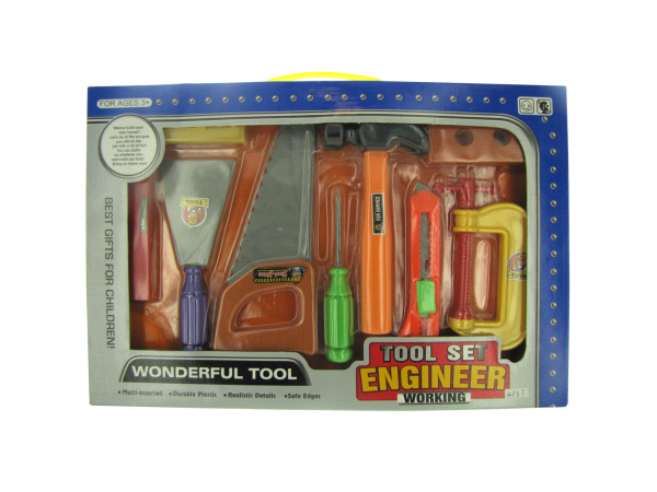 SOD Wholesale Set of 24, Tool Play Set (Toys, Pretend Play) at Sears.com