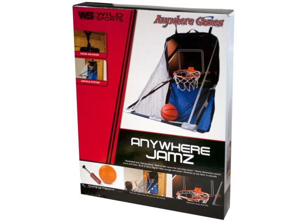 Anywhere Jamz Travel Basketball Game