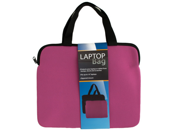 Neoprene Laptop Bag with Handles