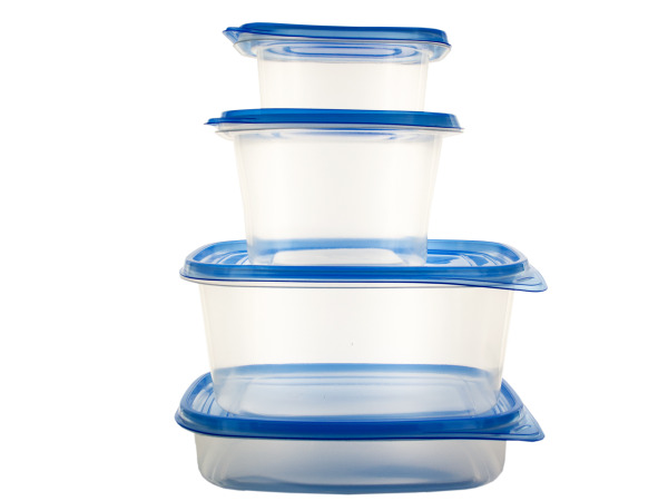 SOD Wholesale Set of 6, Large Variety Pack Food Storage Containers Set (Kitchen & Dining, Food Storage)