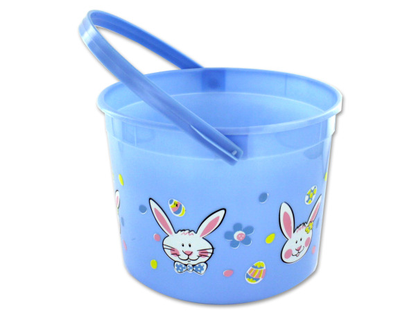 Easter pail with handle