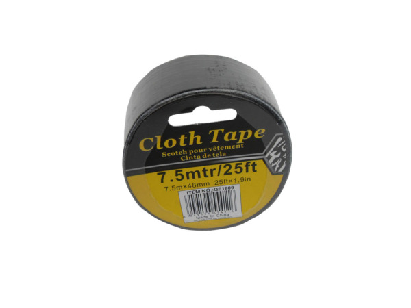 Cloth tape, 25 feet