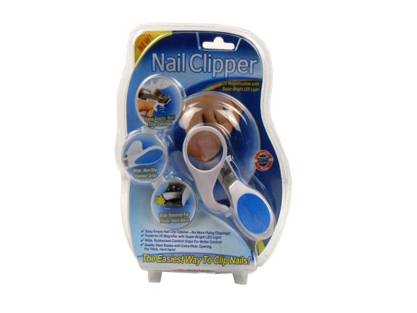 Nail Clipper With Mirror