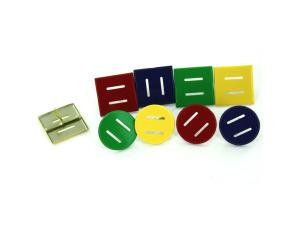 Wholesale: Primary Ribbon Brads