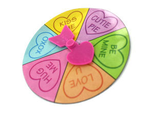 Wholesale: Valentine Magnetic Spinners