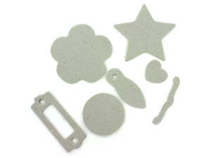 Assorted Chipboard Pack