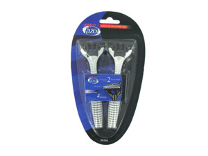 Wholesale: Men's Quadruple Blade Disposable Razors