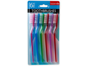 Deluxe toothbrush set
