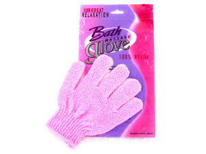 Wholesale: Bath Massage Glove