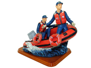 coast guard sculpture