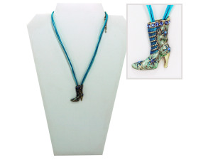 boot necklace 2001726