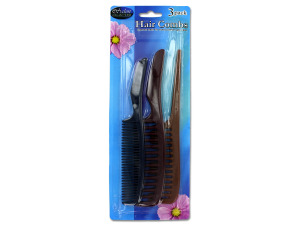 Hair comb value pack