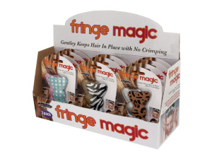 Fringe Magic Hair Bows Counter Top DIsplay