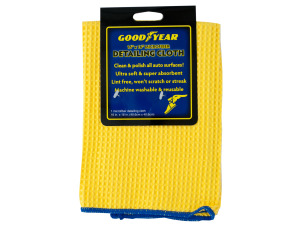 Goodyear Microfiber Detailing Cloth