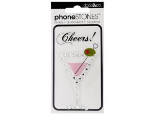Cheers Phone Stones Stickers
