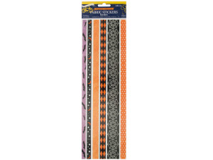 Wholesale: Halloween Fabric Borders Stickers