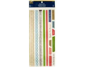 Wholesale: Sweet Summertime Vellum Tape Strips