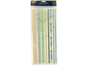 Decorative Vellum Tape Strips