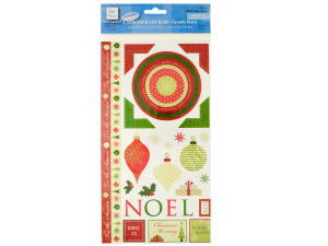 Favorite Pieces Christmas Cardstock Stickers
