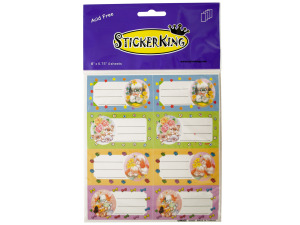 Puppies and Kittens Memo Stickers