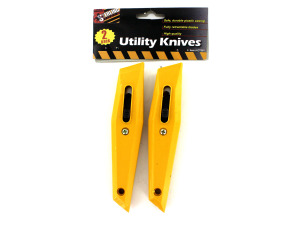 Utility knife set